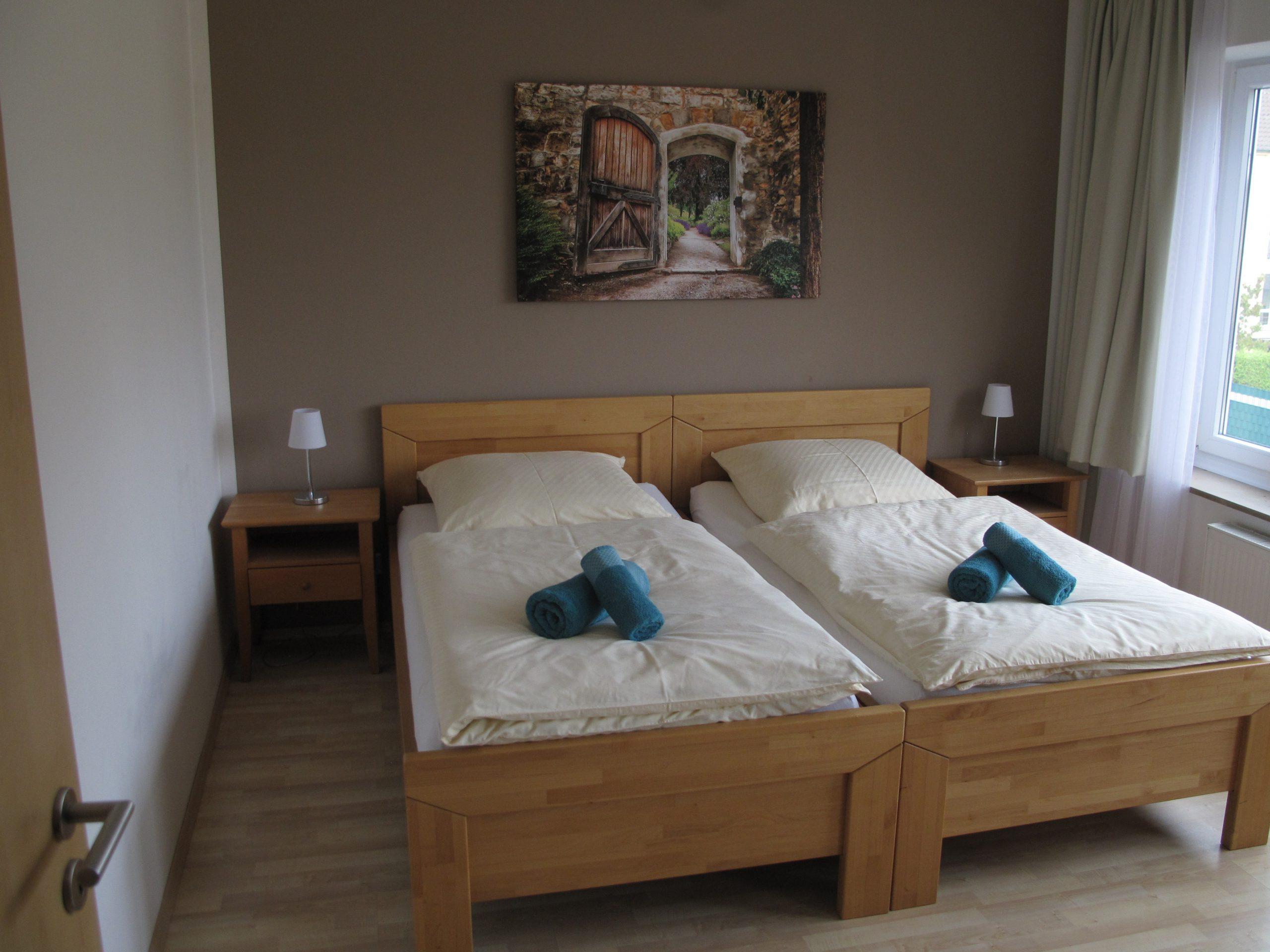 Schlafzimmer 1.OG Doppel