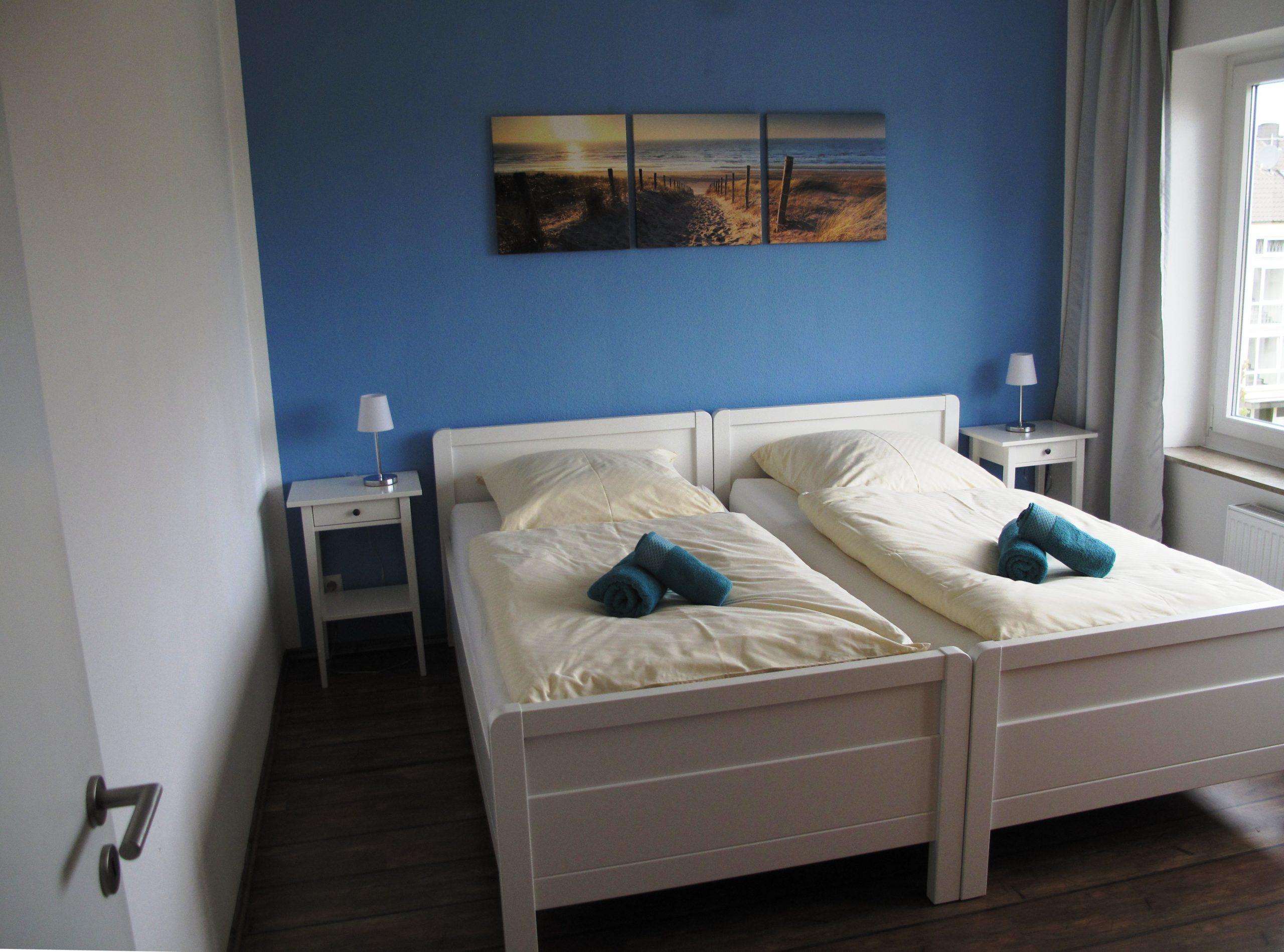 Schlafzimmer 2.OG Doppel