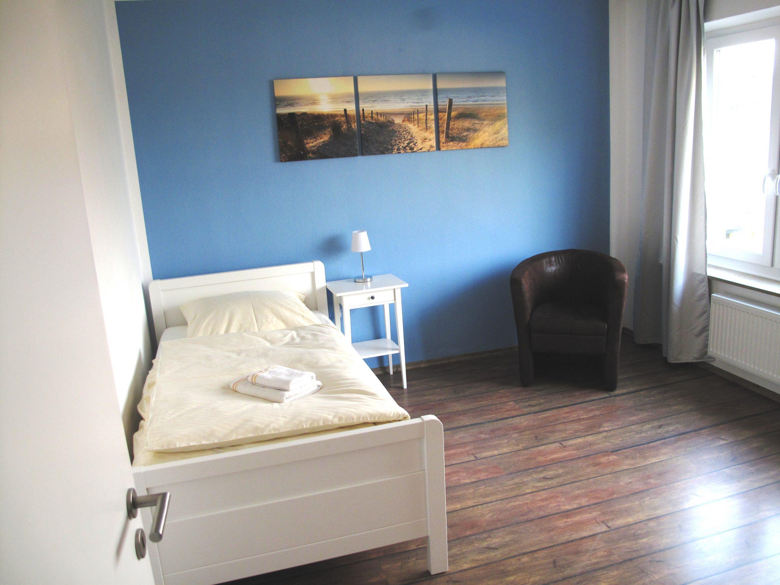 Schlafzimmer 2.OG Einzel